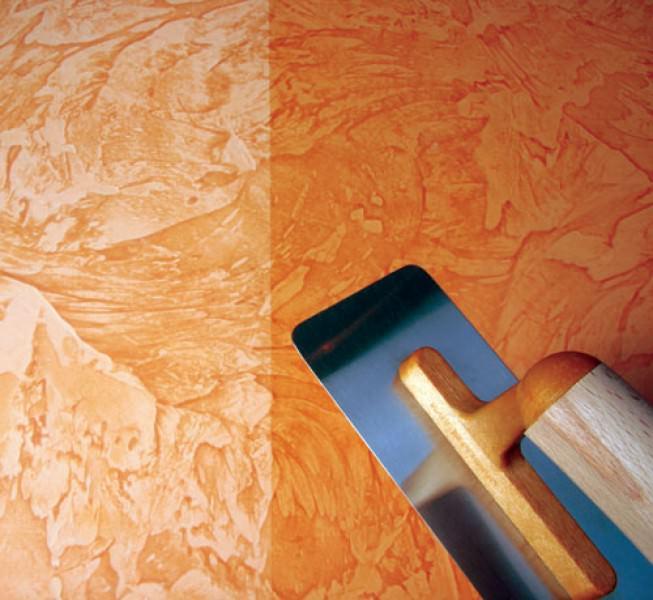 покрытие стен декоративной штукатуркой видео надевались панталоны